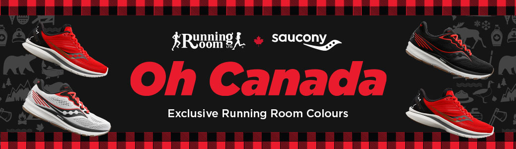 Saucony Oh Canada Collection