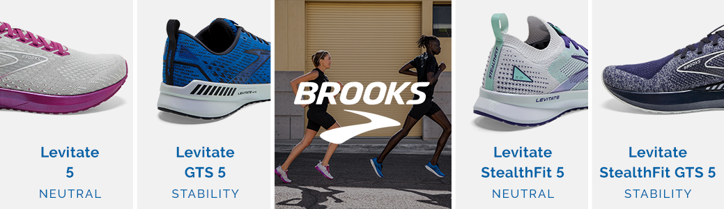 Brooks Levitate 5 Collection Running Shoe