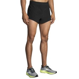 "Brooks Men's Sherpa 3"" Split Short"