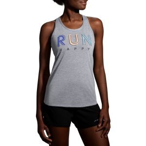 The Brooks Women's Distance Graphic Tank