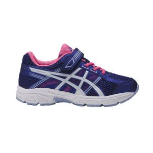 Asics Girls Gel-Contend 4 Pre-School Running Shoe