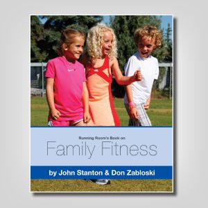 Running Room's Book on Family Fitness (Disponible en anglais seulement)