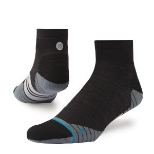 Chaussette 1/4 Stance Uncommon Solid Wool pour hommes