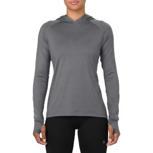 Asics Women's Thermopolis Long Sleeve Run Hoodie