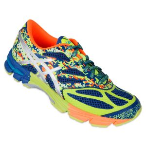 Asics Boy's GEL-Noosa Tri 10 Running Shoe